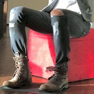 John Varvatos Shoes - John Varvatos Star USA leather boots